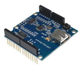 USB Host Shield voor Arduino Uno, Mega of Due