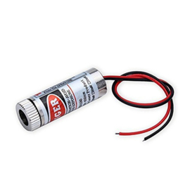 Rode Laser Pointer 5mW 650nm 12mm MXD1230