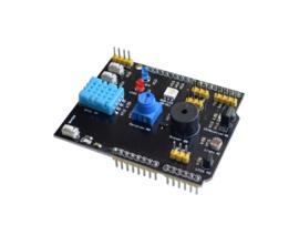 Experimenteer shield voor Arduino UNO