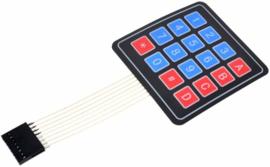 Membraan 4x4 Matrix keypad switch