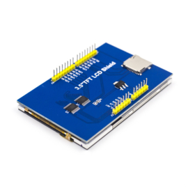 3.5 inch Touch screen TFT shield voor Arduino UNO en Mega
