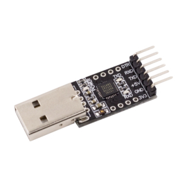 CP2102 USB naar TTL Serial UART Bridge 3.3v-5v met DTR pin