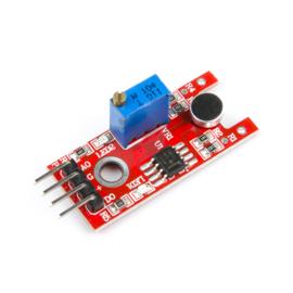 Geluidssensor module met kleine microfoon KY-038