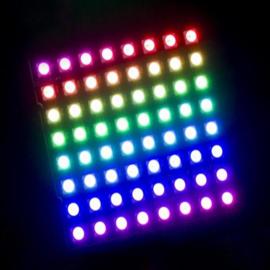 8x8 RGB 64 LED Matrix 5V WS2812b