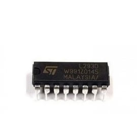 L293D Motordriver 16-pin DIP