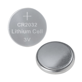 CR2032 Lithium knoopcel batterij 3V