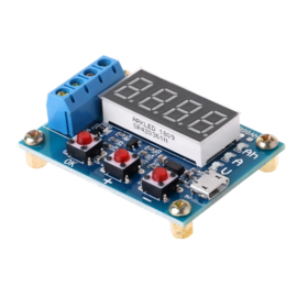 ZB2L3 Batterijcapaciteit Tester 1.2-12V 18650