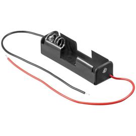 1x AA batterijhouder