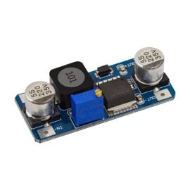 Regelbare Step-Up Module 3-34V naar 4-35V LM2577