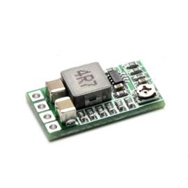 Step-Down buck converter van 12v-24v naar 5V 3A (4R7 output instelbaar)