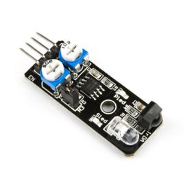 Infrarood obstakel vermijdingsmodule voor Arduino | ESP8266 | ESP32