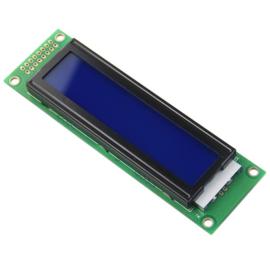 2002 LCD 5V  blauw backlight 20x2