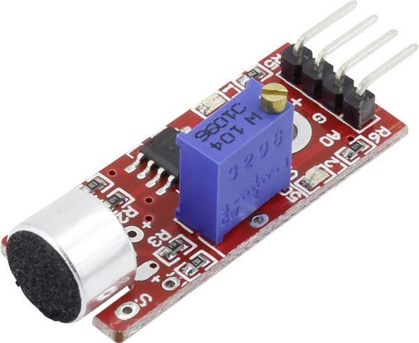 Geluidssensor module voor Arduino   ESP32   ESP8266