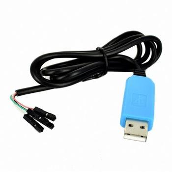 USB naar TTL RS323 Dupont Female PL2303 COM Seriële kabel