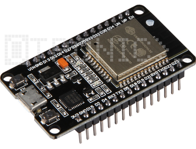 ESP32 WROOM 4Mb Devkit V1 Board met WiFi Bluetooth en Dual Core processor