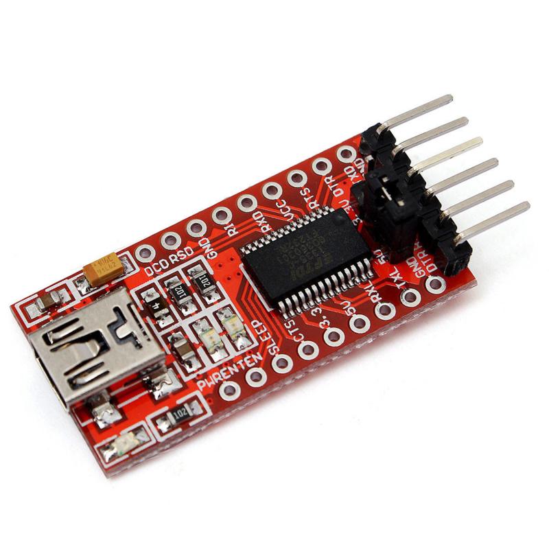FT232RL USB TTL Serial Port Adapter 3.3v - 5v