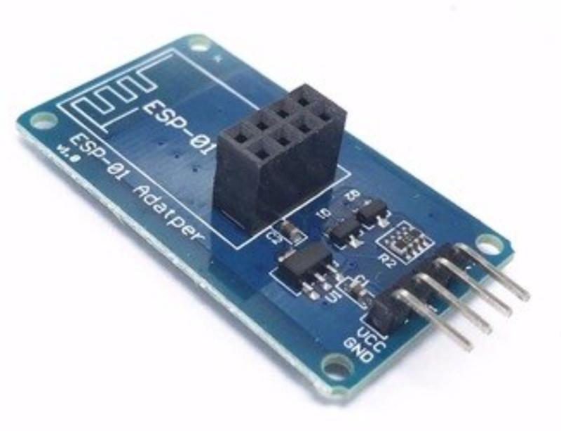 ESP-01 Adapter 3.3V 5V