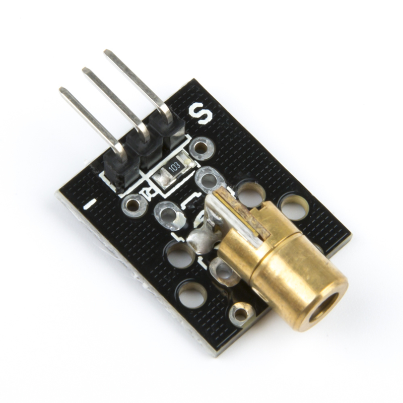 Laser diode 5v Module rode laser 650nm 5mW koperen kop