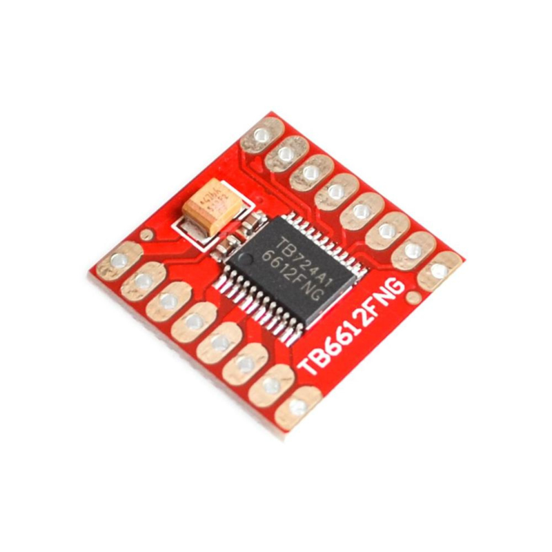 Motor driver module TB6612FNG voor Arduino