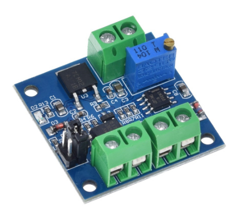 PWM naar Voltage converter module