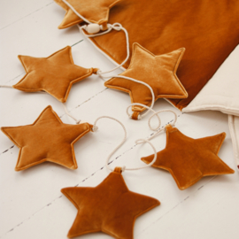 Moi Mili velvet slinger sterren