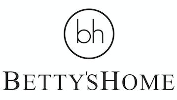 Betty's home logo