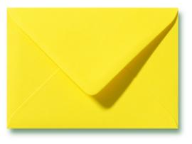 enveloppe, kanariegeel