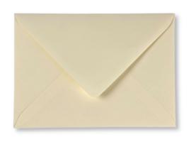 enveloppe, ivoor
