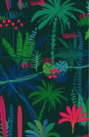 mini kaart jungle, 10 stuks