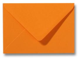 enveloppe, fel oranje