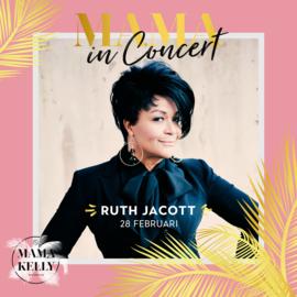 Ruth Jacott | 28 februari 2021 | Minimaal 4 kaarten per reservering*