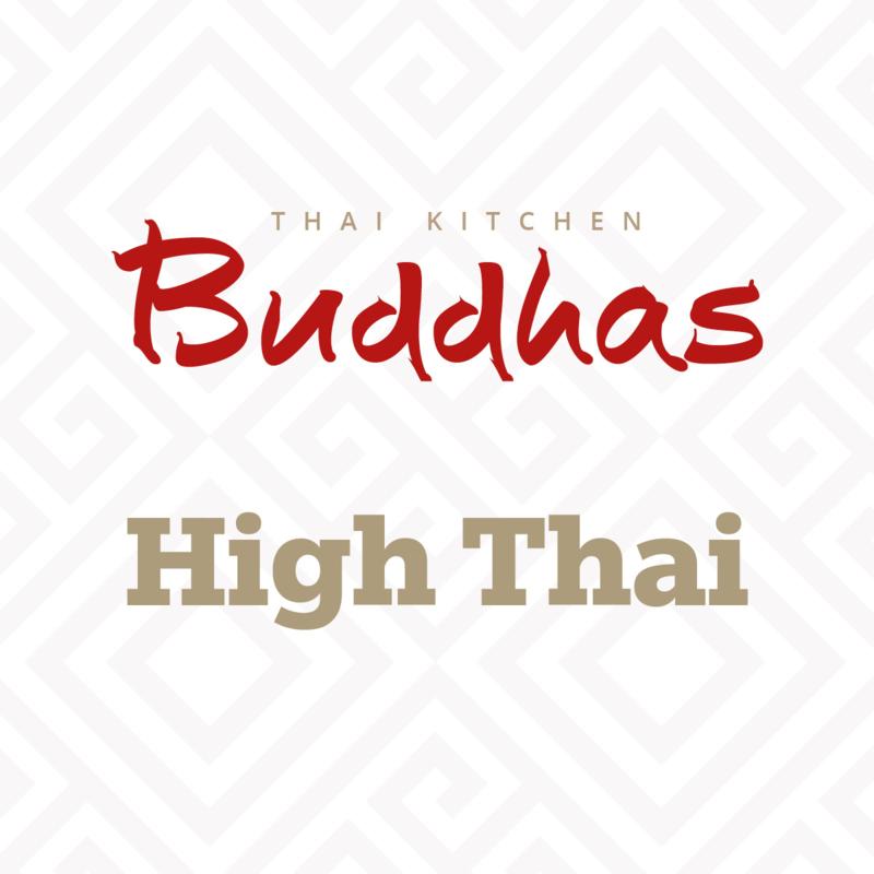 Buddhas High Thai