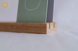 rust & ritme kaarten met dubbele houder