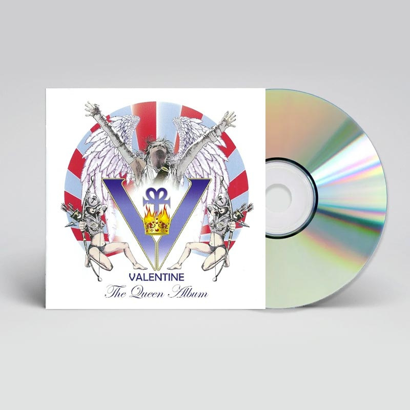 The Queen Album CD