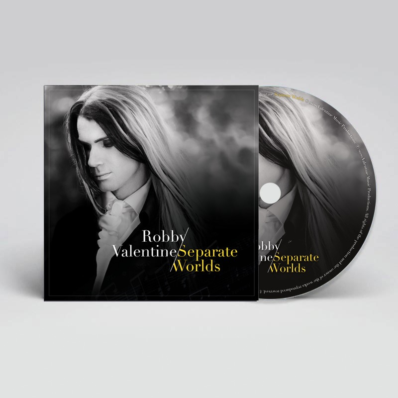 Separate Worlds CD/LP bundle