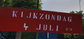 4 juli - Kijkzondag