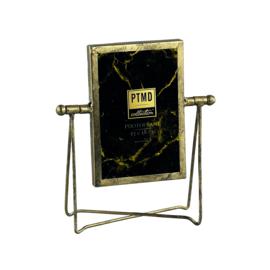 Nyla gold iron photoframe Small