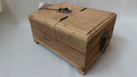Antique jewelery box