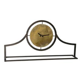 Lennox metal clock