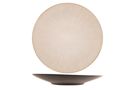 GALASSIA WHITE PLAT BORD D29CM