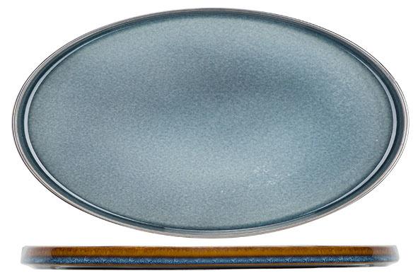Quintana plat bord 35.5 x 23.5cm ovaal