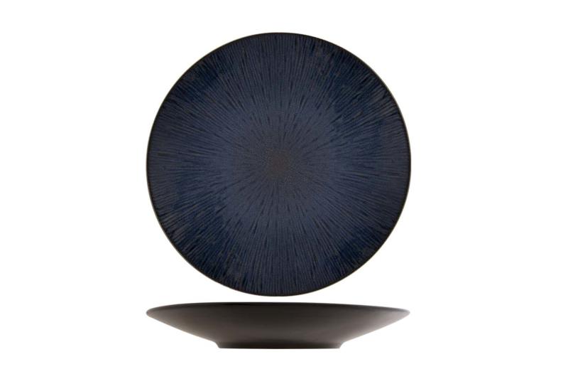 GALASSIA BLUE PLAT BORD D29CM