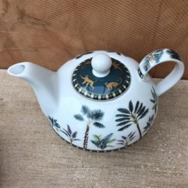Thee set / theetas met theekan /tea for one  in giftbox