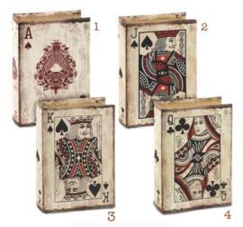 Opbergdoos kaartspel landelijk