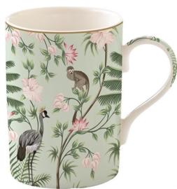 Theetas met filter voor verse thee in giftbox