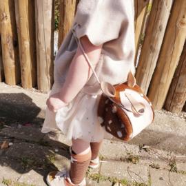 Deer Bag - Soft Pink