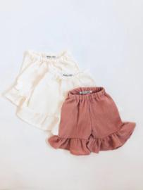 Ruffle Short | 3 Colors