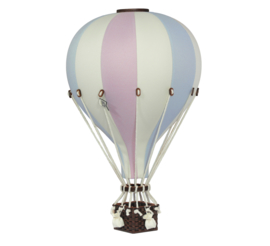 Air balloon - Off white - Old Pink - Light blue