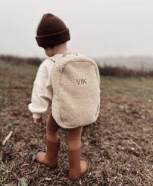 Noos Mini Teddy Chunky Backpack
