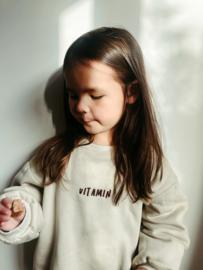 Soft Chunky Sweater | Oatmeal